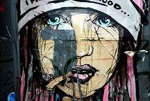 Graffiti art / Graffiti