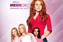 Mean Girlsss / by baye goral