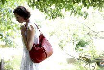 Village Spring Summer 2014 / Our spring summer handbag collection.