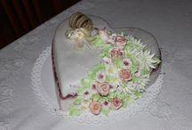 Torty / ukážky z vlastnoručne pečených a ozdobených tort