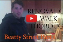 reVISION Renovation YouTube / Revision Renovations team puts you in the middle of ongoing renovations, gives tips on what to expect during your renovation and other things our team can offer