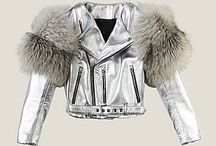 Куртка кожа+мех