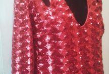 Suknia wieczorowa - projekt Gabriela Hezner / Projekt indywidualny czerwona suknia wieczorowa  projektant Gabriela Hezner  modelka i klientka Jagoda Starba