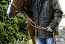 Outdoor Apparel / warm, durable and lightweight jackets to wear: fishing, horse-riding, gardening or any outdoor activity!