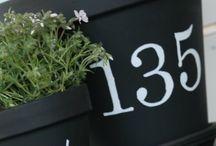 placas numero puerta