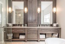 Master bathroom J