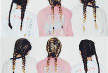 hiukset♥