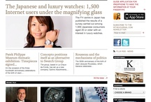 Wthejournal.com / W for Watches, Journal for information: the WtheJournal.com website is a unique source of information about the world of fine watches in 5 languages.
