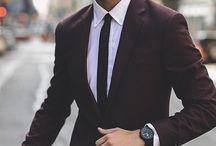Clasic man's style