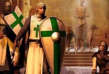 Zakony rycerskie katolickie.