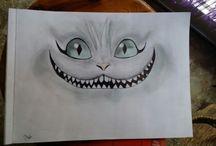 miei disegni...