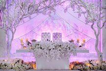 Свадьбы в белом стиле