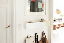 Mudroom & Laundry Design Project Inspiration / Design ideas for organized laundry rooms and mudrooms