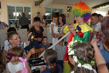 Klaun na imprezy okolicznościowe / Posiadamy kadrę profesjonalnych klaunów na imprezy z udziałem dzieci. 791 195 787
