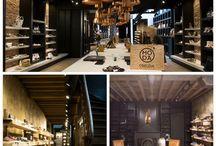 Omoda Den Bosch / Led verlichting in de Omoda winkel in Den Bosch
