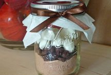 Jar gifts / by Michele Coupons