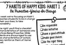 7 Habits for Happy Kids