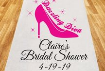 Personalized Wedding Aisle Runners / Wedding aisle runners are the perfect addition to your wedding ceremony that will make your wedding ceremony look beautiful.