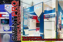 KONTRAKTOR PAMERAN DI JAKARTA / Contractor exhibition jakarta stand booth services . HOTLINE 0812 1210 3386 .