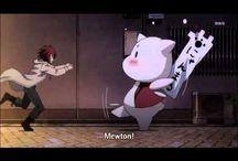 Anime Characters I like!