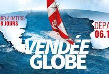Vendée Globe Challenge 2016 / Course à la voile autour du monde, en solitaire et sans escales Solo Race round the world