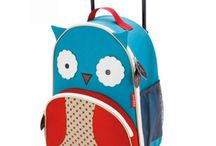 Kids bags, backpacks and luggage