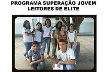 Leitores de Elite Giorgi / Programa Superação Jovem