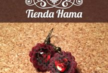 Tienda Hama / Hama and Perler Beads. All handmade