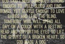 Dog stuff / Dog lovers