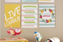 (CRAFTS) Printables/Project Life
