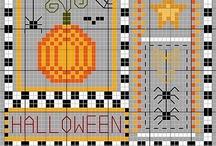 Cross-Stitch (Halloween)