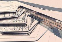 Especulando con lo vernacular: Edificio en ladera + contemcular