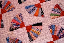 EASY QUILTS - FANS / by Pamelita Carmasweeta