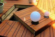 Deck ideas  / Deck ideas
