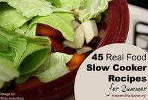 Slow Cooker / Vegetarian and Vegan Slow Cooker recipes