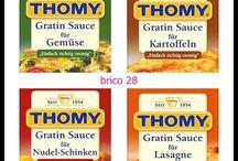 Produkttest Thomy Gratin Sauce