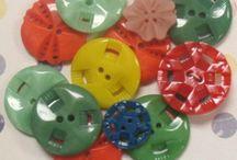 Buttons'n Bobbins / by Amanda Harwood