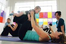postnatal yoga - yoga for modern mothers