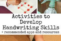 EDUCATION: WRITING