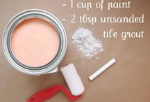 Recipes: DIY Cleaning Supplies And Craft Products / DIY / Homemade cleaning and craft supply recipes.