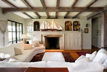 Lake house or cottage rooms / by Laure Kersch
