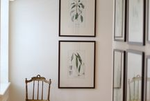 Gallery walls we find inspirational at Karen Goodrich Interiors