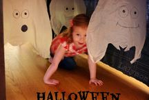 Liam's 6th bday--halloween theme