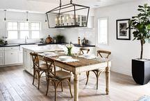 ダイニングテーブル/ Dinning Table