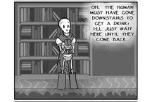 Undertale sad comics :'(