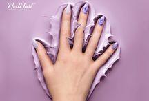 NeoNail Aquarelle - nowość w nailart Aquarelle Nails