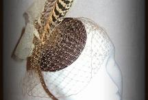 Tocados Headpieces Laura Palacio / Tocados y peinetas