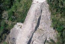 Piramides de Meso América.