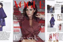 La Vaca Loca @ British Vogue
