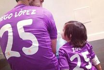 Love Diego #halamadrid